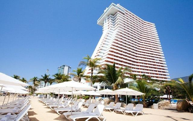 Gran Plaza Hotel Acapulco, ubicado a pie de playa