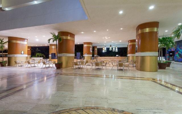Gran Plaza Hotel Acapulco, Lobby
