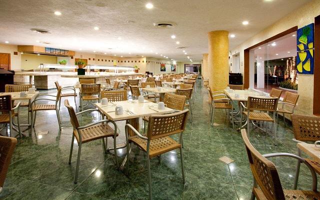 Gran Plaza Hotel Acapulco, Restaurante Los Corales