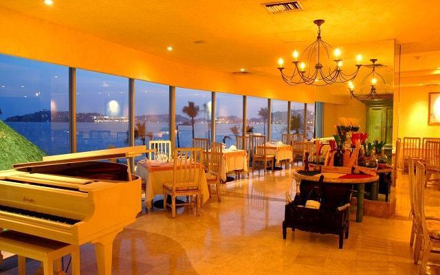 Gran Plaza Hotel Acapulco, ambiente de lujo y confort