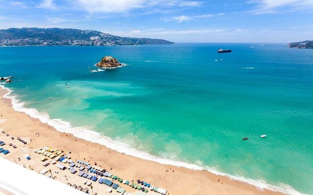 Gran Plaza Hotel Acapulco, hermosas vistas del Pacífico