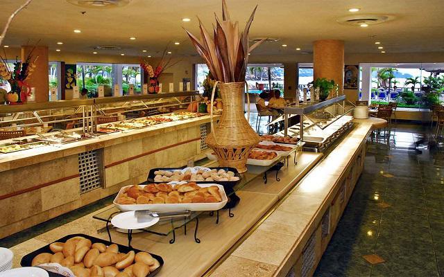Gran Plaza Hotel Acapulco, variada y rica gastronomía
