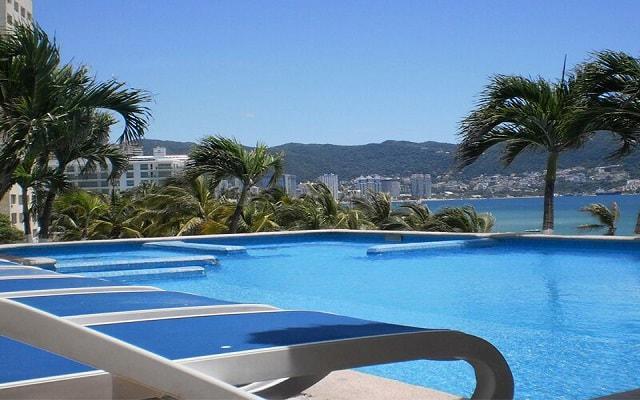 Gran Plaza Hotel Acapulco, espacios alucinantes