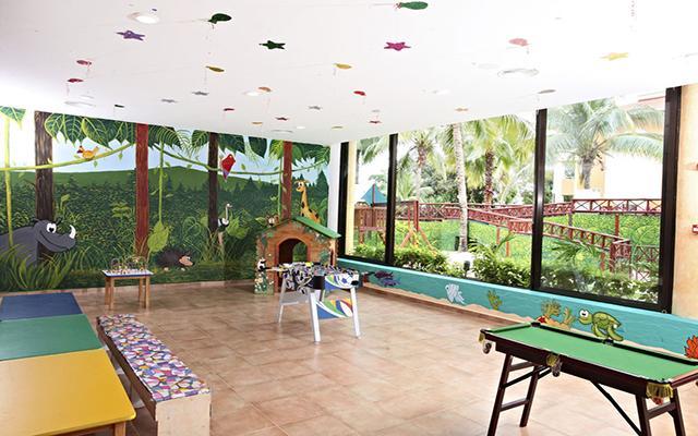 Hotel Grand Bahía Príncipe Cobá, club de niños