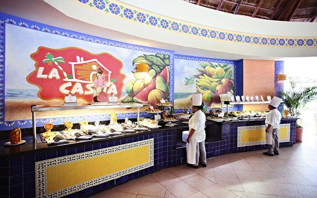 Hotel Grand Bahía Príncipe Cobá, escenario ideal para disfrutar de los alimentos