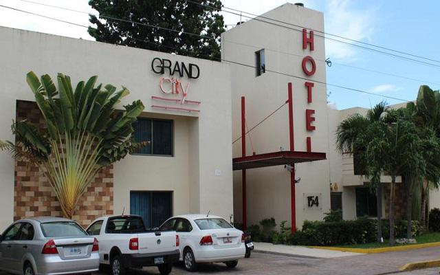 Grand City Hotel en Cancún Centro