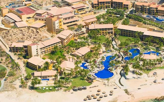 Grand Fiesta Americana Los Cabos All Inclusive Golf and Spa, vista aérea