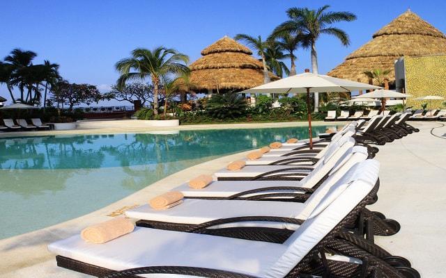 Grand Hotel Acapulco Convention Center alberca con agua salada