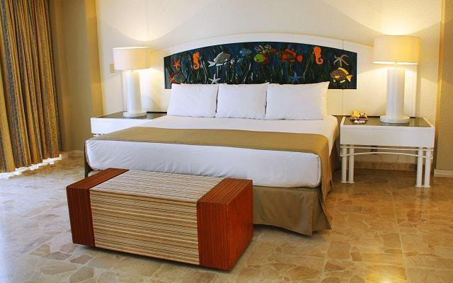 Grand Hotel Acapulco Convention Center posee decoración contemporánea