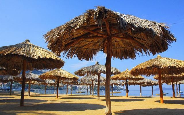 Grand Hotel Acapulco Convention Center con acceso a la playa