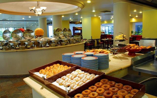 Grand Hotel Acapulco Convention Center ofrece diferentes planes de alimentos