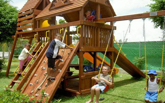 Parque infantil Grand Oasis Palm