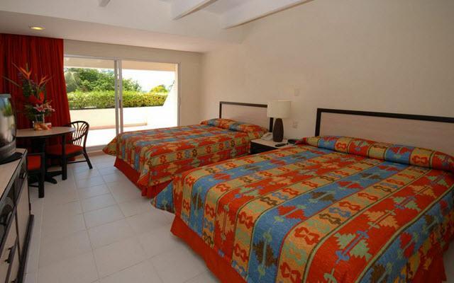 Habitaciones familiares del Grand Oasis Palm