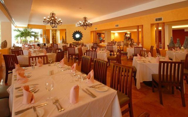 Restaurantes Grand Oasis Palm Cancun