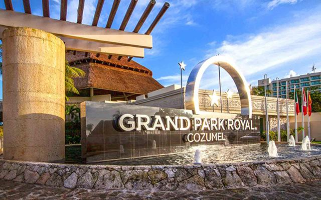 Hotel Grand Park Royal Cozumel All Inclusive en Sur