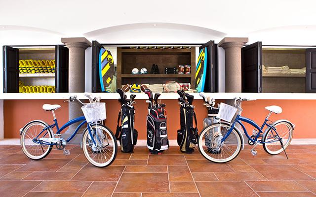 Grand Residences Riviera Cancun Resort, diviértete haciendo actividades