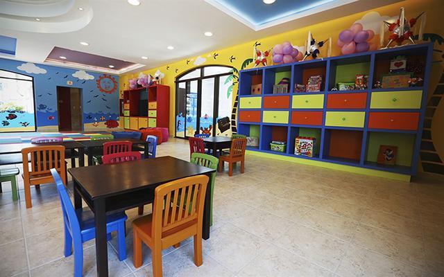 Grand Residences Riviera Cancun Resort, club de niños