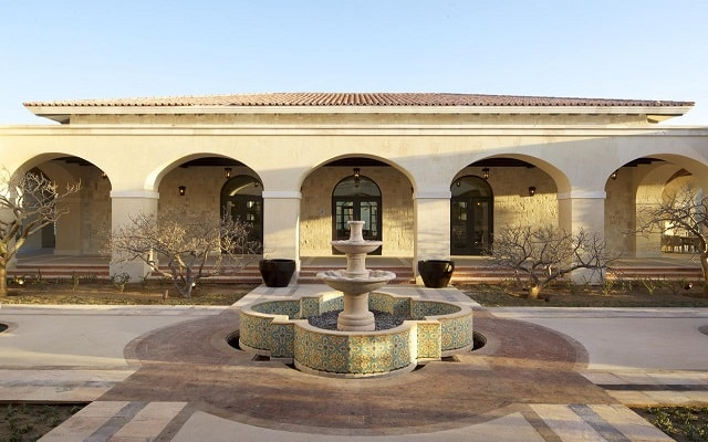 Grand Solmar at Rancho San Lucas Resort, Golf and Spa, destacada arquitectura