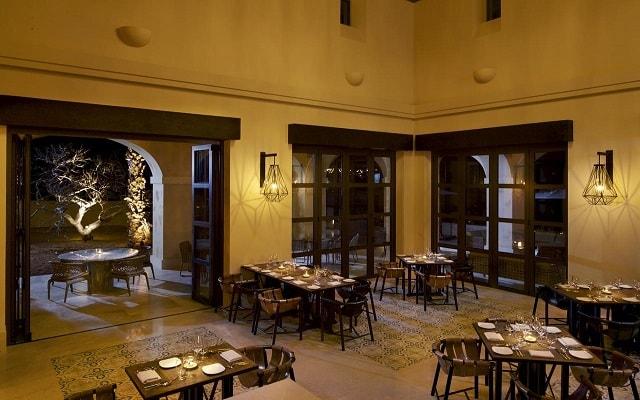 Grand Solmar at Rancho San Lucas Resort, Golf and Spa, escenario ideal para tus alimentos