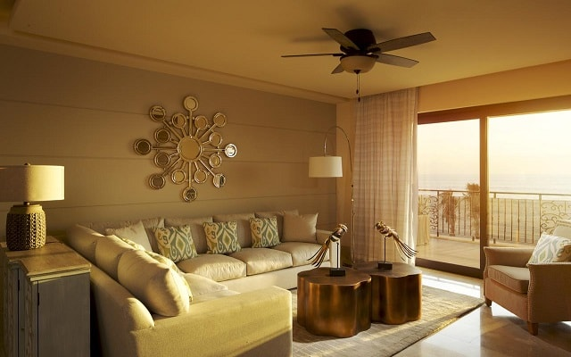 Grand Solmar at Rancho San Lucas Resort, Golf and Spa, confort en cada sitio