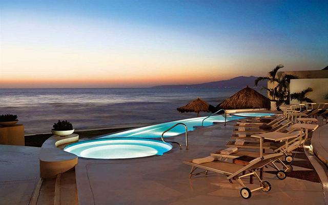 Grand Velas Riviera Nayarit Luxury All Inclusive, disfruta de su alberca al aire libre