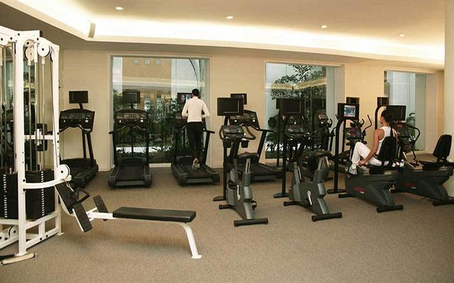 Grand Velas Riviera Nayarit Luxury All Inclusive, gimnasio bien equipado