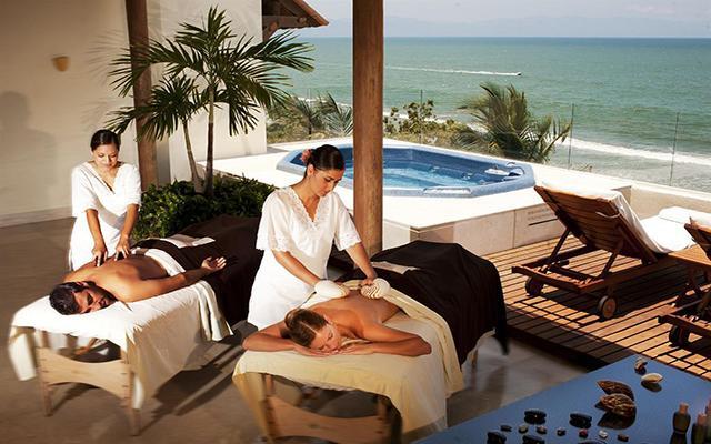 Grand Velas Riviera Nayarit Luxury All Inclusive, permite que te consientan con un masaje