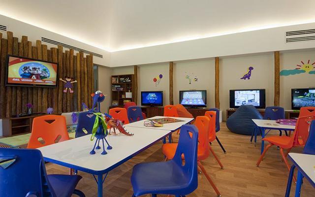 Hotel Grand Velas Riviera Maya Luxury All Inclusive,  área de juegos infantiles