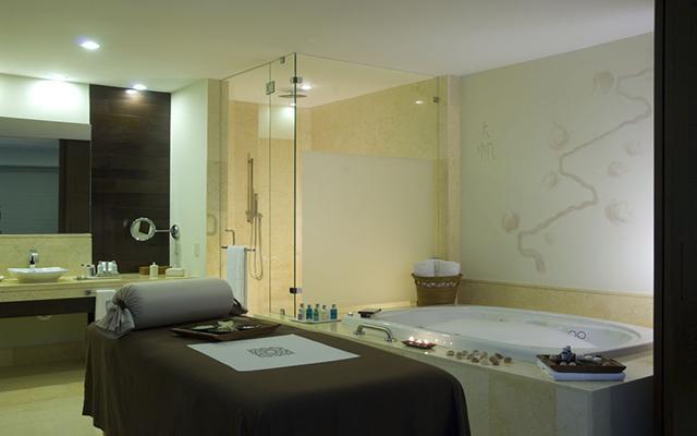 Hotel Grand Velas Riviera Maya Luxury All Inclusive, permite que te consientan en el spa