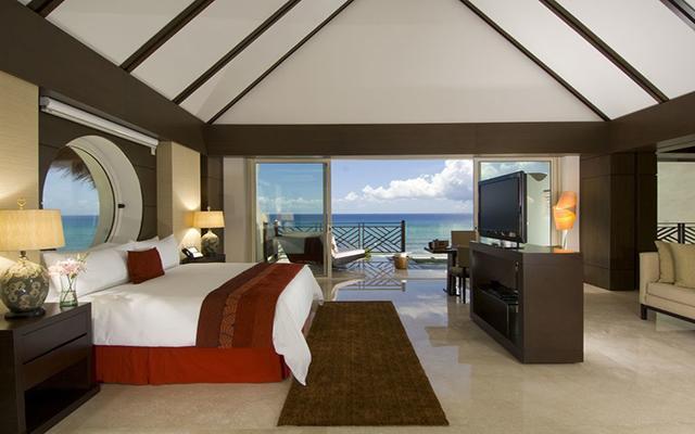 Hotel Grand Velas Riviera Maya Luxury All Inclusive, habitaciones con amenidades de reconocidas marcas