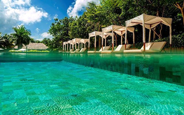 Hotel Grand Velas Riviera Maya Luxury All Inclusive, sitios únicos para que te relajes