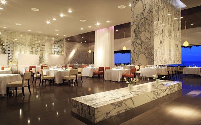 Hotel Grand Velas Riviera Maya Luxury All Inclusive, gastronomía de calidad
