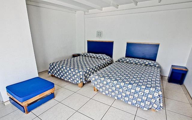 Las habitaciones te ofrecen el concepto de departamentos amueblados