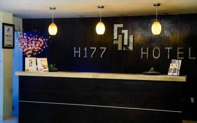 H177 Hotel Recepción