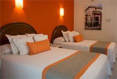 Habitación Estándar del Hotel Adhara Hacienda Cancún