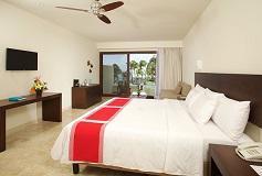 Habitación Junior Suite Garden del Hotel Hotel Akumal Bay Beach and Welness Resort