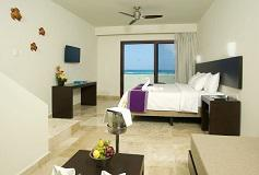 Habitación Junior Suite Penthouse del Hotel Hotel Akumal Bay Beach and Welness Resort