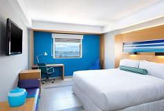 Habitación Aloft Estándar Vista al Mar del Hotel Hotel Aloft Cancún