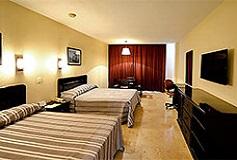 Habitación Estándar del Hotel Amarea Hotel Acapulco