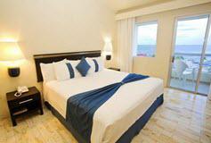 Habitación Estándar del Hotel Hotel Aquamarina Beach Cancún