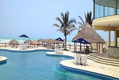 Habitación Suite del Hotel Arenas del Mar