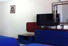 Habitación Ejecutiva del Hotel Aristos Puebla