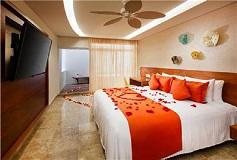 Habitación Deluxe Jacuzzi Suite del Hotel Hotel Senses Quinta Avenida by Artisan Adults Only