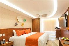 Habitación Deluxe King No Reembolsable del Hotel Hotel Senses Quinta Avenida by Artisan Adults Only