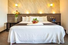 Habitación Junior Suite del Hotel Aspira Hotel & Beach Club