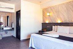 Habitación Master Suite del Hotel Aspira Hotel & Beach Club