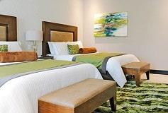 Habitación Estándar doble del Hotel Aurea Hotel and Suites