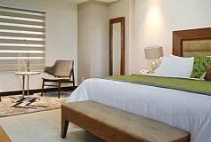 Habitación Estándar sencilla del Hotel Aurea Hotel and Suites