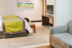 Habitación Junior Suite del Hotel Aurea Hotel and Suites