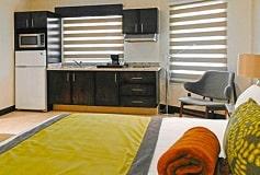 Habitación Suite Clásica del Hotel Aurea Hotel and Suites